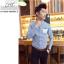 เสื้อผ้าผู้ชาย | เสื้อเชิ้ตผู้ชาย เสื้อเชิ้ตแฟชั่นชาย แขนยาว แฟชั่นเกาหลี thumbnail 2