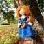 แพทเทิร์นตุ๊กตาถักเจ้าหญิงเมริด้า (Amigurumi Merida Pattern) thumbnail 2