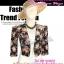 สไตล์Morgan TB624:Vintage Blazer:เสื้อคลุมวินเทจไหล่ตั้ง ลายดอกไม้ ผ้าเนื้อดีทำให้มีทรง ดีไซน์สวย thumbnail 1