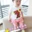 ชุดเสื้อยืดสกรีนลายม้าลาย + กางเกง (สีส้ม ผ้าดีค่ะ) thumbnail 2