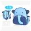 (ช้าง) กระเป๋าเป้ zoo pack พิเศษรุ่นซิปเป็นรูปสัตว์ตามแบบกระเป๋าค่ะ thumbnail 2