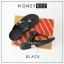 * NEW * FitFlop : Honeybee : Black : Size US 6 / EU 37