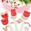พิมพ์ทำข้าวปั้น รูปหมี กระต่าย แมว 3 สหาย thumbnail 5