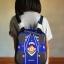กระเป๋าล้อลากลายการ์ตูน Set 3 ชิ้น เหมาะกับน้อง ๆ ลากไปโรงเรียน หรือสำหรับเดินทาง 2-3 วัน (ส่งฟรี) / ems. ชุดละ 150 บ. thumbnail 2