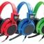 "HeadSet+Mic ""SIGNO"" (HP-802) Gaming Headset thumbnail 1"