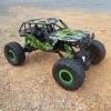 Rock Crawler 4x4 WD 1:10 รถไต่หินบังคับ