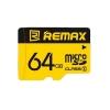 REMAX Micro SDCard 64GB เมมโมรี่การ์ด Remax แท้ 100%