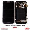 หน้าจอชุด Samsung Galaxy Mega 6.3 i9200 สีดำ