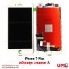 หน้าจอชุด iPhone 7 Plus เกรด A สีขาว.