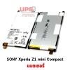 ขายส่ง แบตเตอรี่ SONY Xperia Z1 mini Compact พร้อมส่ง