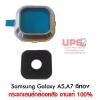 กระจกเลนส์กล้องหลัง Samsung Galaxy S6 Edge สีทอง.