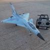 EURO FIGHTER 4 air force เครื่องบินบังคับความเร็วสูง