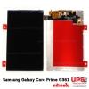 หน้าจอใน Samsung Galaxy Core Prime (g361)