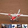 Cessna 172 ปีก 1.2 เมตร
