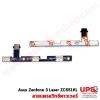 อะไหล่ สายแพรสวิทซ์พาวเวอร์ Asus Zenfone 3 Laser ZC551KL