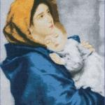 พระแม่มาเรีย (สี)
