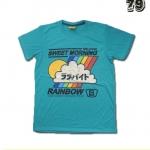 เสื้อยืดชาย Lovebite Size L - Sweet Morning Rainbow