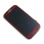 ขายส่ง หน้าจอชุด Samsung Galaxy S3 i9300 LCD.