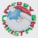 คริสต์มาส - พระจันทร์ซานต้า