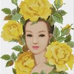 มัทนพาธา (ดอกกุหลาบสีเหลือง)