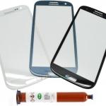 ขายส่ง กระจกหน้าจอสำหรับ Samsung Galaxy S3 (I-9300) ที่จอกระจกแตก