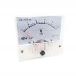 DC Analog Voltmeter 0-10V