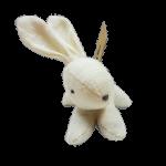 Let's be friends. (Flop) Rabbit