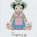 เด็กนานาชาติ - ฝรั่งเศส