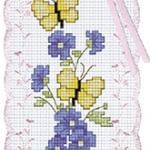 ฺBookmark ดอกไม้
