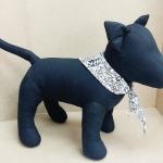 Puppy Lover Softy Toy - Black