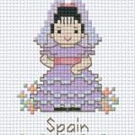 เด็กนานาชาติ - สเปน
