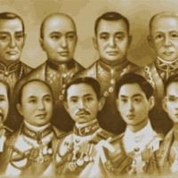 ราชวงศ์ Thai Royal Family