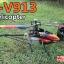 WL- V913 brushless moter ฮ.บังคับขนาดใหญ่ thumbnail 9