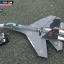 SU-35 Fighter jet 735mm Kit เครื่องบินบังคับความเร็วสูง thumbnail 6