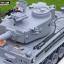 German Tiger Scale 1:18 ยิงกระสุน รถถังบังคับ thumbnail 6