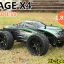 SAVAGE X4 off Road 1:10 Hi-speed 30km/h บิ๊กฟุ๊ตกันน้ำ thumbnail 4
