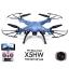 SYMA X5HW FPV WIFI โดรนถ่ายภาพด้วยมือถือ ระบบออโต้บินอยู่กับที่ thumbnail 15