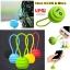 HOCO U3 สายชาร์จลูกบอล พกพาสะดวก สำหรับ iOS และ Micro USB thumbnail 1