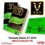 Samsung Galaxy A7 2016 - ฟิล์มกระจกกันรอย วีซ่า Tempered Glass Protector thumbnail 1