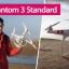 DJI PHANTOM 3 standard+Full HD cemera+ปรับหน้ากล้องอัตโนมัต+ควบคุมดาวเทียม thumbnail 11