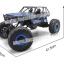 Rock Crawler 4x4 WD 1:10 รถไต่หินบังคับ thumbnail 14