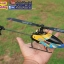 SH6050 Rc Helicopter 6 CH 3D thumbnail 4