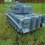 รถถังบังคับ German Tiger Scale 1/18+ควัน+ยิงกระสุน รถถังบังคับ thumbnail 5