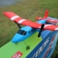 FX-805 mini Rc plane เครื่องบินโดยสาร บังคับวิทยุ thumbnail 1