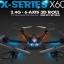 MJX-X600 โดรน 6 ใบพัด ติดกล้องถ่ายภาพผ่านหน้าจอ thumbnail 18