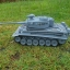 รถถังบังคับ German Tiger Scale 1/18+ควัน+ยิงกระสุน รถถังบังคับ thumbnail 1