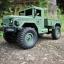 รถGMC U.S ARMY 4x4 รถทหารอเมริกัน - HENG LONG 3853A 1:16 thumbnail 15