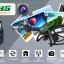 CX-35 Phantom FPV 5.8 gz Big Drone/ขึ้น-ลง ออโต้ ปรับหน้ากล้องได้ thumbnail 18