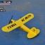 HL-803 PIPER j3 เครื่องบินบังคับแบบฝึกเล่น thumbnail 2