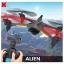 ALIEN X250 HD camera บังคับผ่านหน้าจอมือถือ thumbnail 1